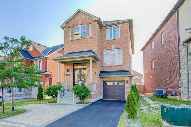 16 Gesher Cres, Vaughan, ON L6A 0W3 (#N5412154) :: Royal Lepage Connect
