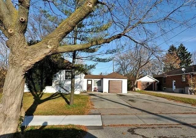 232 Crestwood Rd, Vaughan, ON L4J 1A9 (#N5412619) :: Royal Lepage Connect