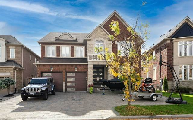 27 Nosson Pl, Vaughan, ON L6A 0Z7 (#N5412960) :: Royal Lepage Connect