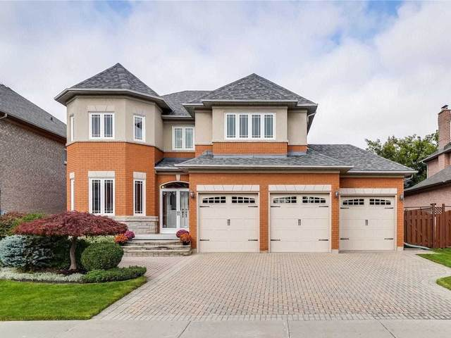 70 Green Ash Cres, Richmond Hill, ON L4B 3S2 (#N5413313) :: Royal Lepage Connect