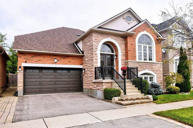 73 Brass Dr, Richmond Hill, ON L4E 4T4 (#N5413327) :: Royal Lepage Connect