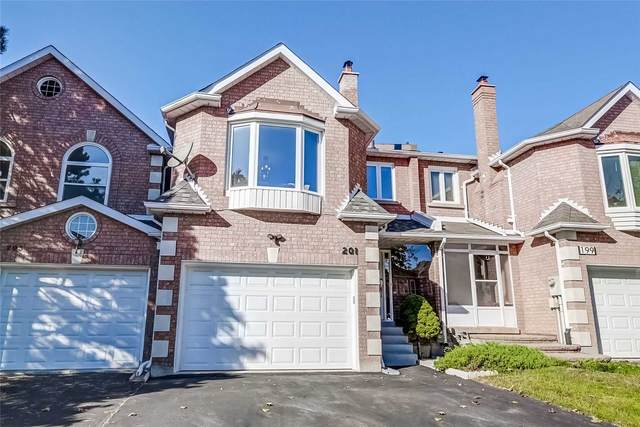 201 Thornway Ave, Vaughan, ON L4J 7Z2 (#N5413335) :: Royal Lepage Connect