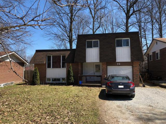 22 Parkway Pl, Barrie, ON L4M 4Z1 (#S4360414) :: Jacky Man | Remax Ultimate Realty Inc.