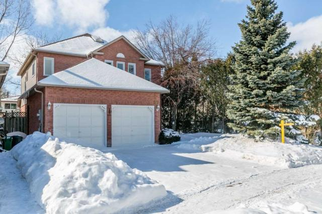 137 Cardinal St, Barrie, ON L4M 6G2 (#S4364243) :: Jacky Man | Remax Ultimate Realty Inc.
