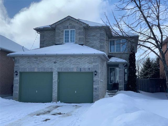 32 Huntington Dr, Barrie, ON L4N 9T6 (#S4377199) :: Jacky Man | Remax Ultimate Realty Inc.