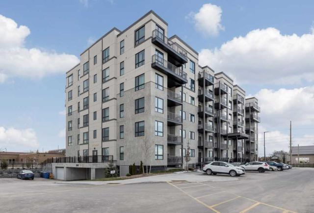 295 E Cundles Rd #610, Barrie, ON L4M 7H9 (#S4379988) :: Jacky Man | Remax Ultimate Realty Inc.
