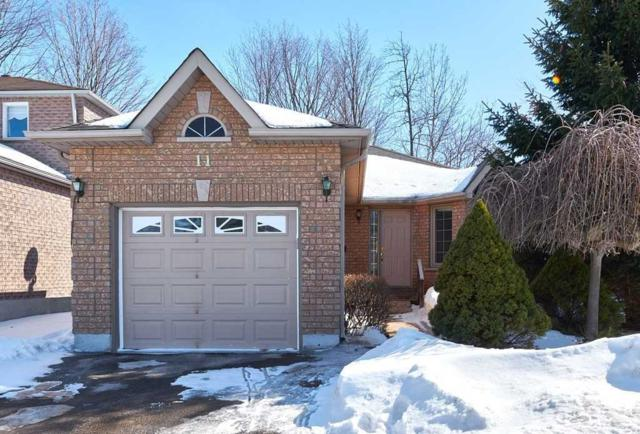 11 Mcveigh Dr, Barrie, ON L4N 7E2 (#S4381193) :: Jacky Man | Remax Ultimate Realty Inc.