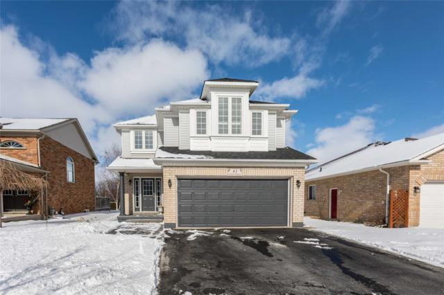 41 Georgian Meadows Dr, Collingwood, ON L9Y 5H2 (#S4387872) :: Jacky Man | Remax Ultimate Realty Inc.
