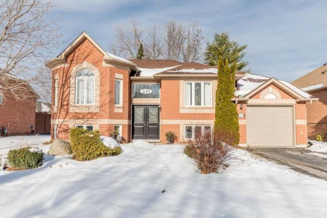 448 Ramblewood Dr, Wasaga Beach, ON L9Z 1P4 (#S4388958) :: Jacky Man | Remax Ultimate Realty Inc.