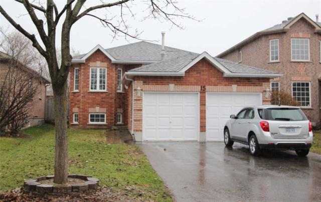 15 Hodgson Dr, Barrie, ON L4N 7Y2 (#S4425295) :: Jacky Man | Remax Ultimate Realty Inc.