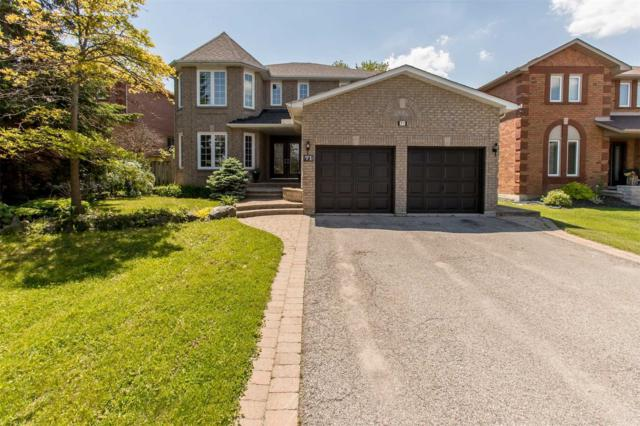71 Bishop Dr, Barrie, ON L4N 6Y4 (#S4486895) :: Jacky Man | Remax Ultimate Realty Inc.