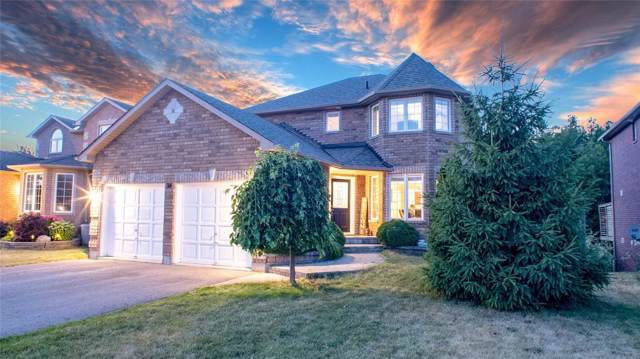38 Thicketwood Ave, Barrie, ON L4N 5Y4 (#S4552129) :: Jacky Man | Remax Ultimate Realty Inc.