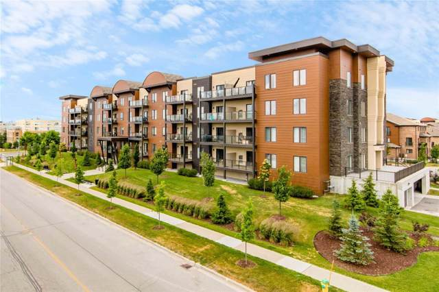 100 Dean Ave #214, Barrie, ON L9J 0H1 (#S4552164) :: Jacky Man | Remax Ultimate Realty Inc.