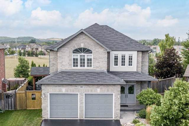 40 Auburn Crt, Barrie, ON L4N 6G9 (#S4578965) :: Jacky Man | Remax Ultimate Realty Inc.