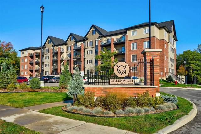 7 Greenwich St #306, Barrie, ON L4N 7Y8 (#S4582204) :: Jacky Man | Remax Ultimate Realty Inc.