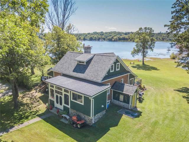192 Duck Bay Rd, Tay, ON L0K 2C0 (#S4711636) :: The Ramos Team