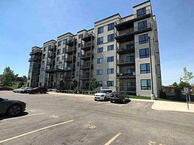 299 E Cundles Rd #302, Barrie, ON L4M 0K9 (#S4802370) :: The Ramos Team