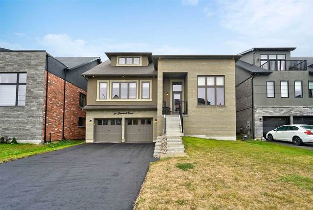 28 Greenwich St, Barrie, ON L4N 7Y8 (MLS #S4820732) :: Forest Hill Real Estate Inc Brokerage Barrie Innisfil Orillia