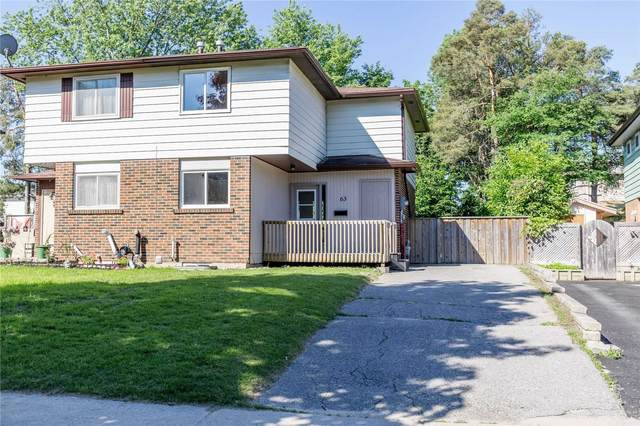 63 Chaucer Cres, Barrie, ON L4N 4T8 (MLS #S4820806) :: Forest Hill Real Estate Inc Brokerage Barrie Innisfil Orillia