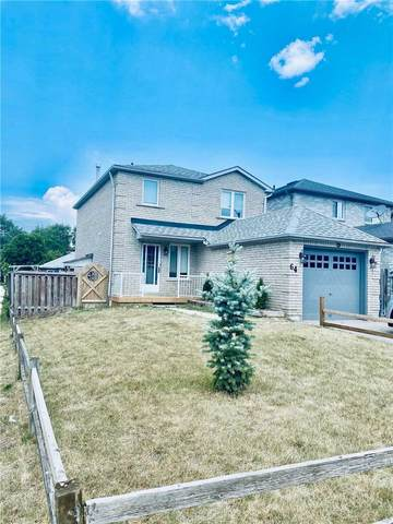 64 Delaney Cres, Barrie, ON L4N 7C4 (MLS #S4821287) :: Forest Hill Real Estate Inc Brokerage Barrie Innisfil Orillia