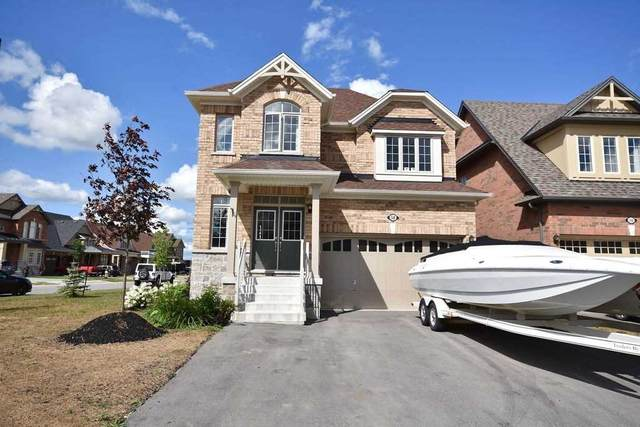 58 Oliver's Mill Rd, Springwater, ON L9X 0S6 (#S4860719) :: The Ramos Team