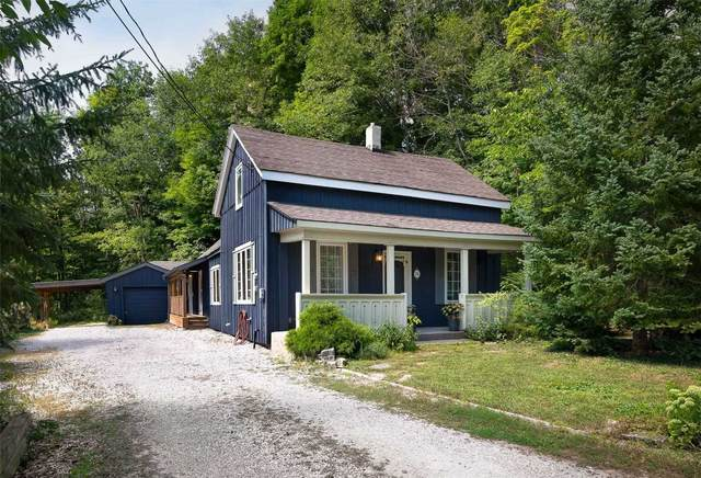 74 Finlay Mill Rd, Springwater, ON L0L 1X0 (#S4888735) :: The Ramos Team