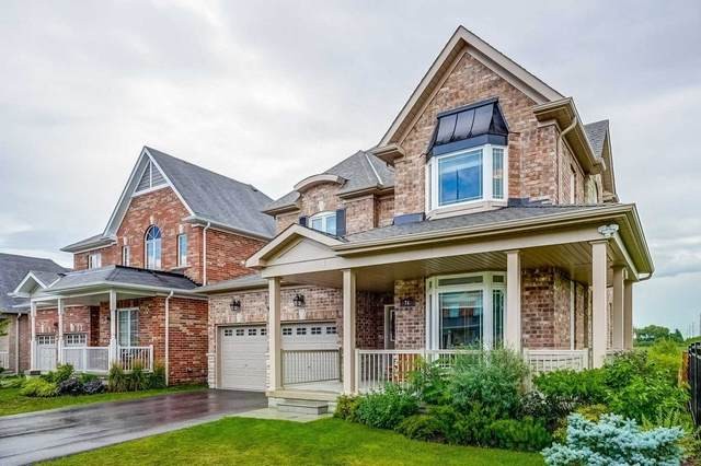 74 Megan Cres, Barrie, ON L4N 0Z1 (#S4891927) :: The Ramos Team
