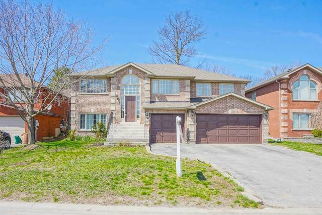 4 Oates Lane, Barrie, ON L4N 8M4 (#S4905462) :: The Ramos Team