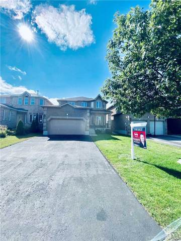 37 Jessica Dr, Barrie, ON L4N 5T2 (#S4909181) :: The Ramos Team