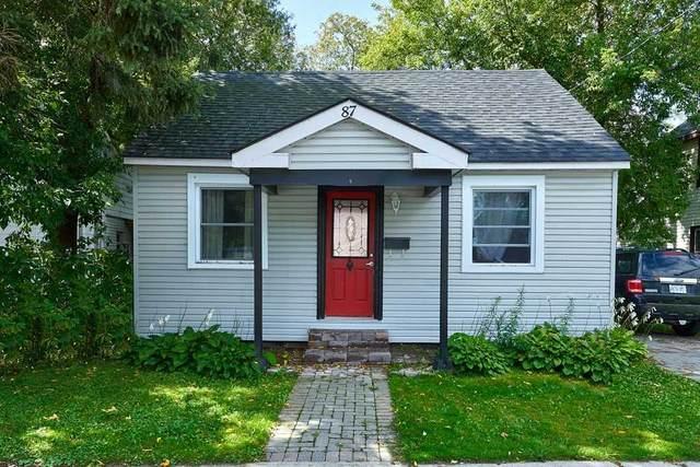 87 S Albert St, Orillia, ON L3V 5L1 (MLS #S4911283) :: Forest Hill Real Estate Inc Brokerage Barrie Innisfil Orillia