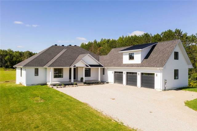 2346 Gill Rd, Springwater, ON L0L 1X0 (#S4913797) :: The Ramos Team