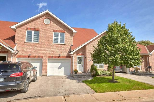 318 Little Ave #24, Barrie, ON L4N 2Z6 (#S4914702) :: The Ramos Team