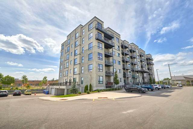 295 E Cundles Rd #309, Barrie, ON L4M 0K8 (#S4915406) :: The Ramos Team