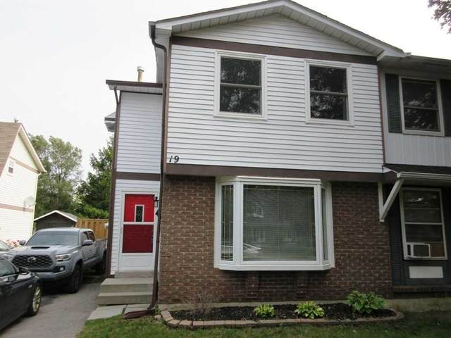 19 Wilde Pl, Barrie, ON L4N 4W6 (#S4916687) :: The Ramos Team