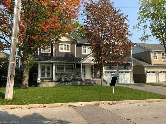 49 Cook St, Barrie, ON L4M 4G2 (#S4916793) :: The Ramos Team