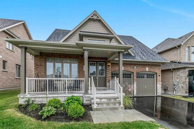 109 Victoria Wood Ave, Springwater, ON L9X 1Z8 (#S4917840) :: The Ramos Team