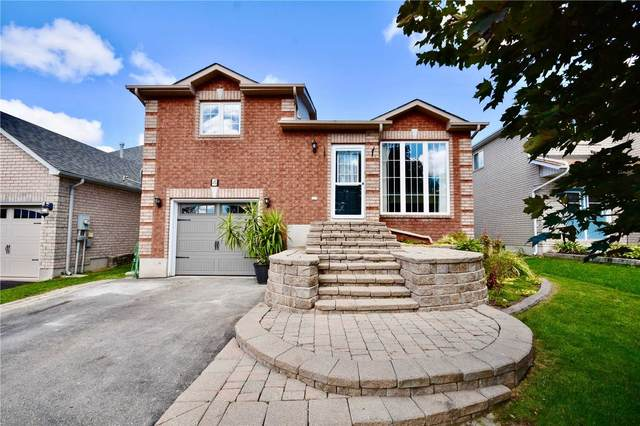 4 Masters Dr, Barrie, ON L4M 6W3 (#S4918147) :: The Ramos Team