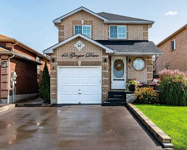 45 Ginger Dr, Barrie, ON L4N 9Z3 (#S4918626) :: The Ramos Team