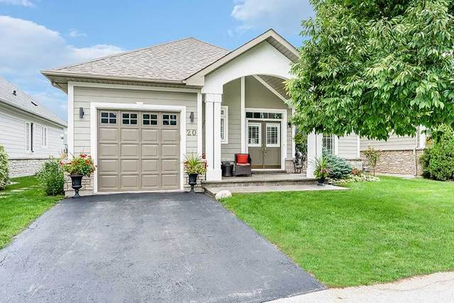 20 Surfside Cres #23, Collingwood, ON L9Y 4Z8 (#S4919215) :: The Ramos Team