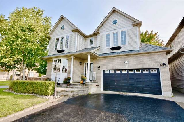 31 Thrushwood Dr, Barrie, ON L4N 0Z1 (#S4921067) :: The Ramos Team