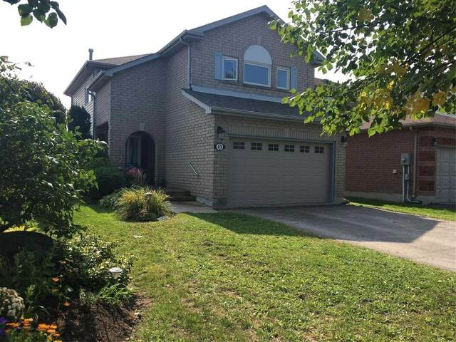 43 Rundle Cres, Barrie, ON L4N 8E7 (#S4923832) :: The Ramos Team