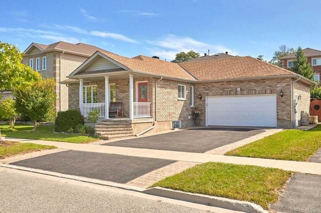 31 Watson Dr, Barrie, ON L4M 6W8 (#S4924426) :: The Ramos Team
