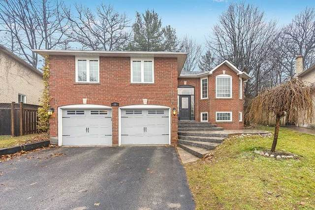 25 Macallister Crt, Barrie, ON L4N 7M6 (MLS #S5002337) :: Forest Hill Real Estate Inc Brokerage Barrie Innisfil Orillia