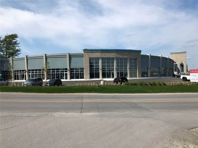 71 Commerce Park Dr 1-4, Barrie, ON L4N 8X1 (MLS #S5056733) :: Forest Hill Real Estate Inc Brokerage Barrie Innisfil Orillia