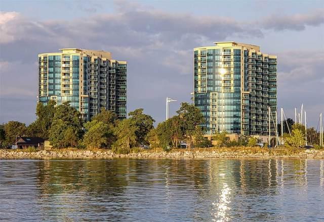33 Ellen St #1306, Barrie, ON L4N 6E9 (MLS #S5079506) :: Forest Hill Real Estate Inc Brokerage Barrie Innisfil Orillia