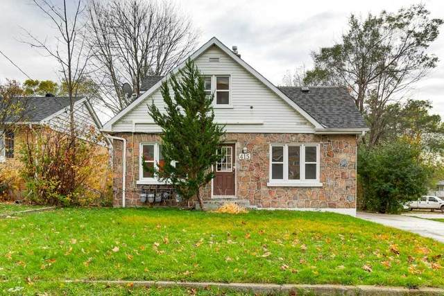 415 Blake St, Barrie, ON L4M 1L1 (MLS #S5082532) :: Forest Hill Real Estate Inc Brokerage Barrie Innisfil Orillia