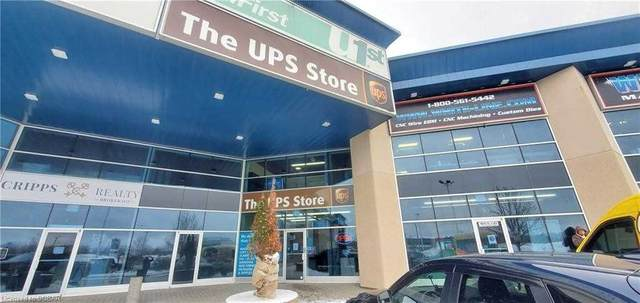 132 Commerce Park Dr K, Barrie, ON L4N 0Z7 (MLS #S5087462) :: Forest Hill Real Estate Inc Brokerage Barrie Innisfil Orillia