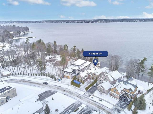 6 Capps Dr, Barrie, ON L4N 0G9 (MLS #S5088312) :: Forest Hill Real Estate Inc Brokerage Barrie Innisfil Orillia