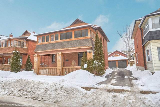 44 Brock St, Barrie, ON L4N 2L7 (#S5114337) :: The Johnson Team