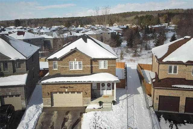 32 Lowry Crt, Barrie, ON L4N 7N3 (#S5115096) :: The Johnson Team